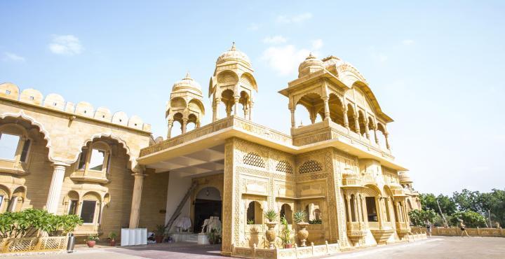 Fort Rajwada - dream vacation