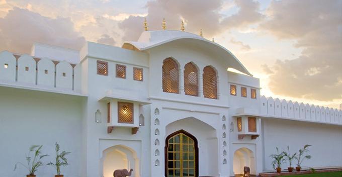 Udai Vilas Palace - dream vacation
