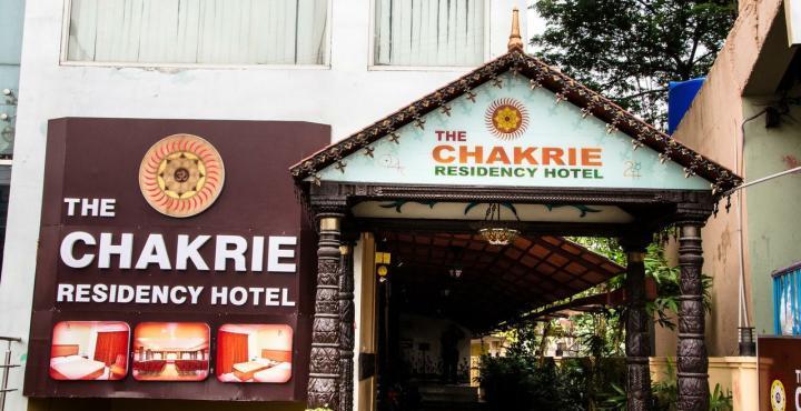 The Chakrie Residency Tirupati - dream vacation