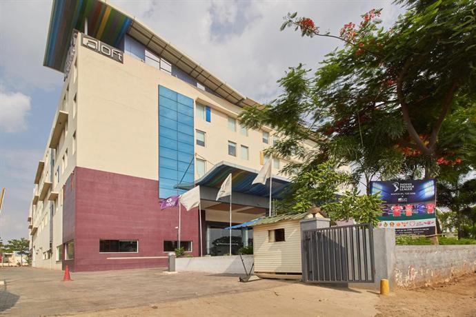 Aloft Coimbatore Singanallur - dream vacation