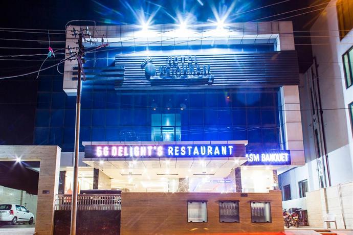 Hotel Krishnam Vrindavan - dream vacation