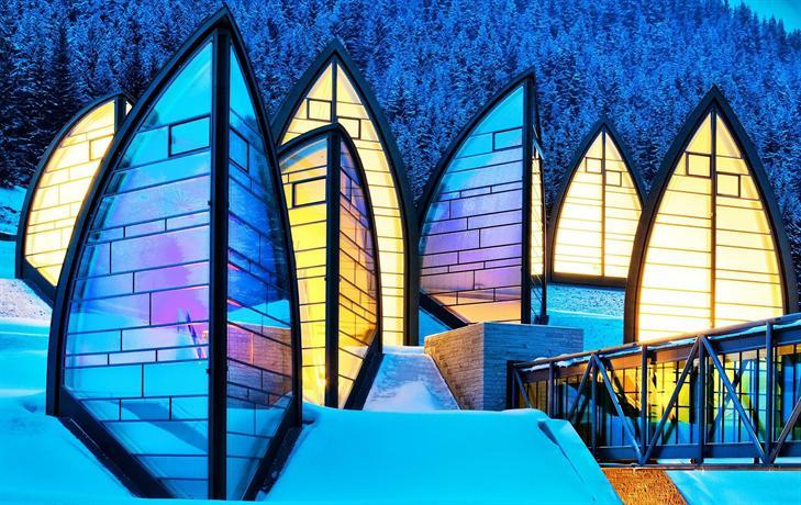 Tschuggen Grand Hotel - dream vacation