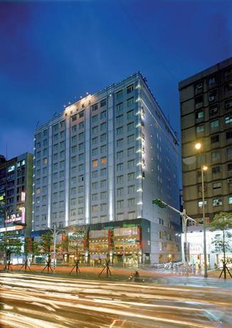 San Want Hotel Taipei - dream vacation