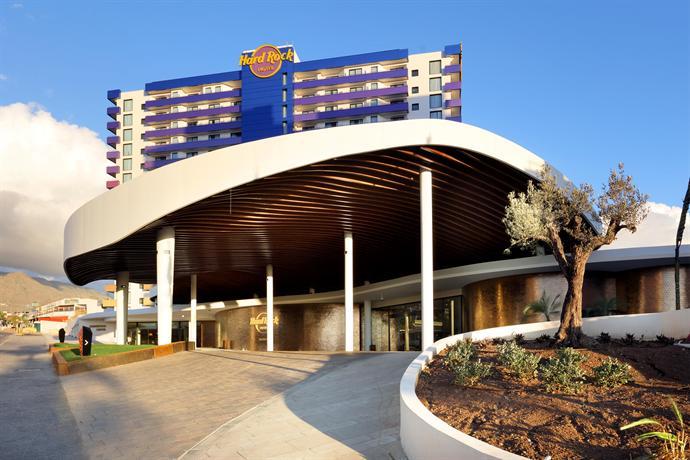 Hard Rock Hotel Tenerife - dream vacation