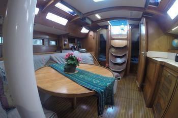 Sailboat - dream vacation