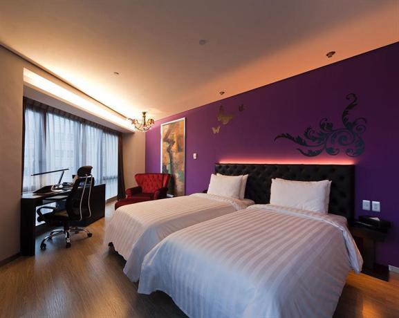 FX Hotel Taipei Nanjing East Road Branch - dream vacation