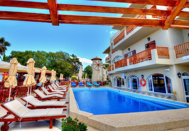 Kalyves Beach Hotel - dream vacation