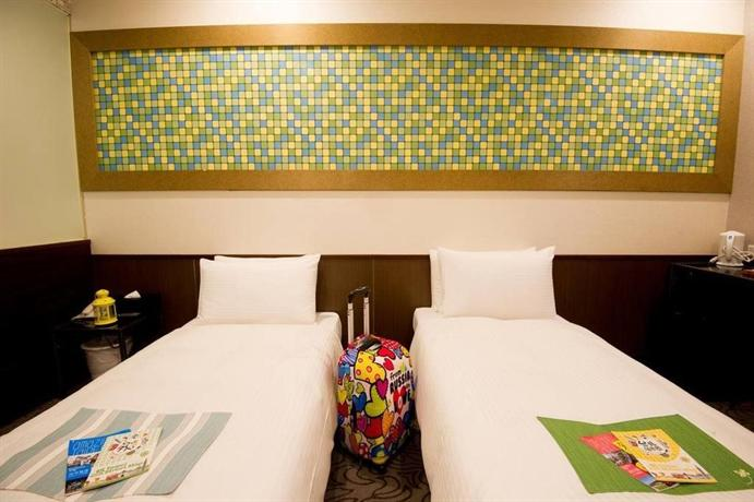 Design ximen hotel taipei city compare deals for Design hotel ximending