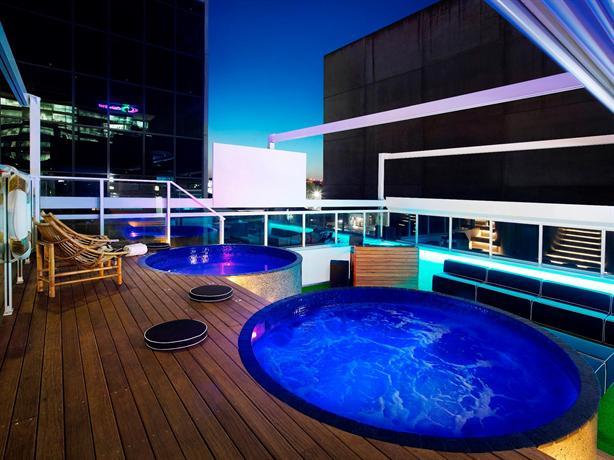 Limes Hotel Brisbane - dream vacation