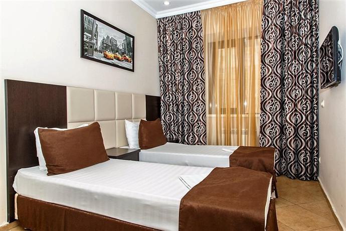 Отель Marton Рокоссовского