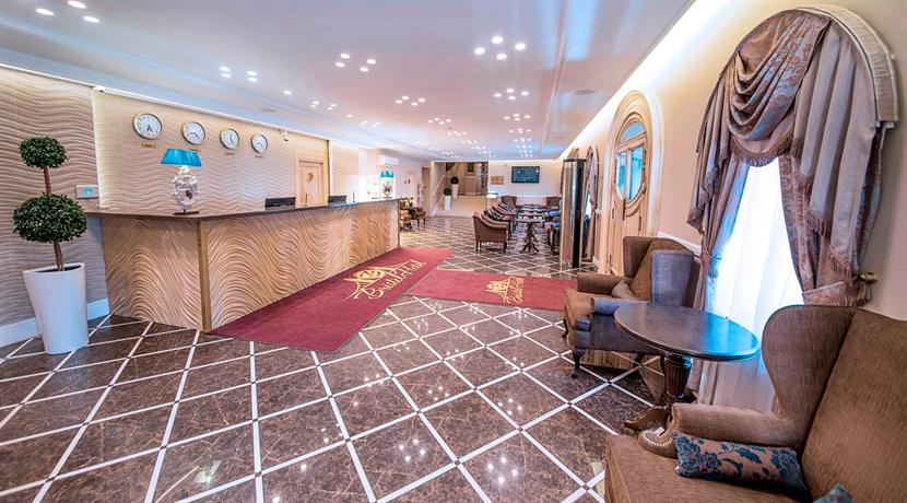 Bristol Hotel St Petersburg - dream vacation