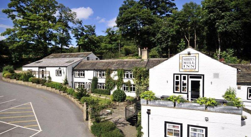 Shibden Mill Inn - dream vacation