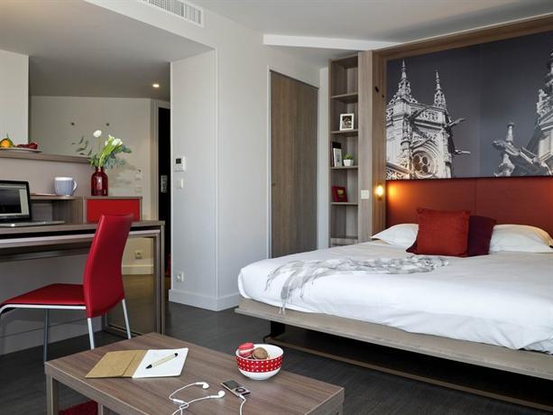 Aparthotel Adagio Caen Centre - dream vacation