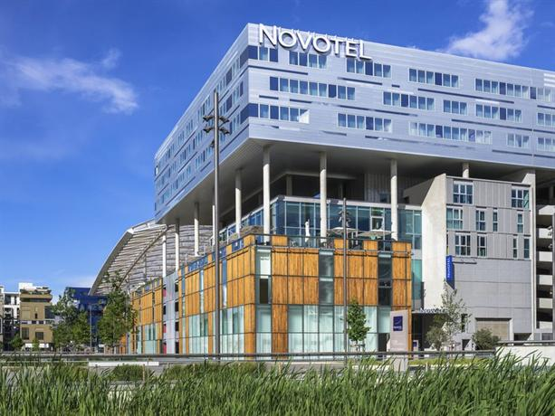 Novotel Lyon Confluence - dream vacation