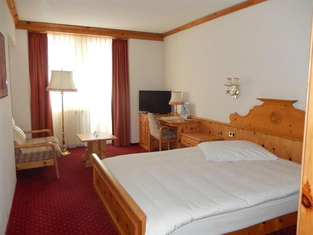 Schweizerhof Hotel Pontresina - dream vacation