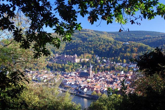 Hotel Die Hirschgasse Heidelberg - dream vacation
