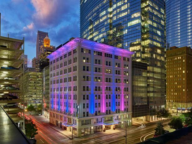 Aloft Houston Downtown Compare Deals