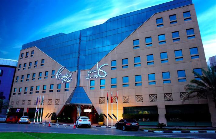 Capitol Hotel Dubai 이미지