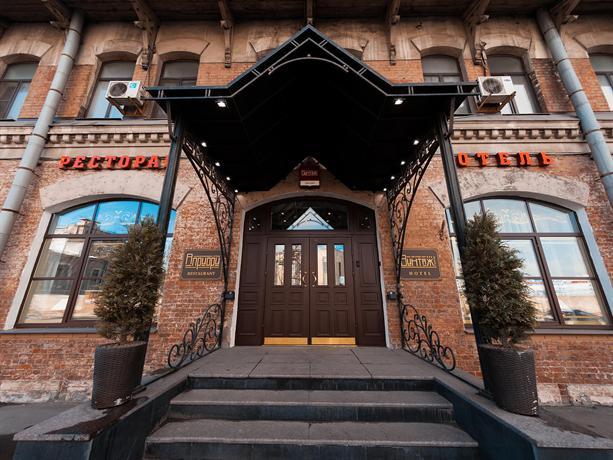 Hotel Vintage St Petersburg - dream vacation