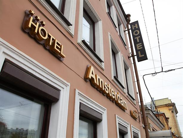 Amsterdam Hotel St Petersburg - dream vacation