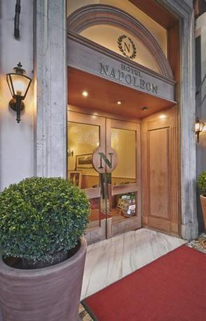 Hotel Napoleon Rome - dream vacation