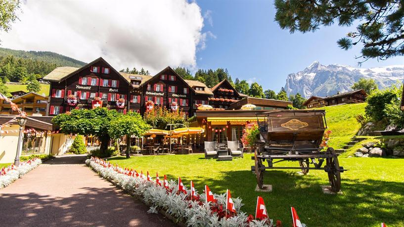 Romantik Hotel Schweizerhof Grindelwald - dream vacation
