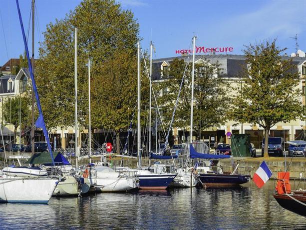Mercure Caen Centre Port de Plaisance - dream vacation