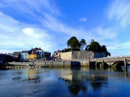Cardigan Castle - dream vacation