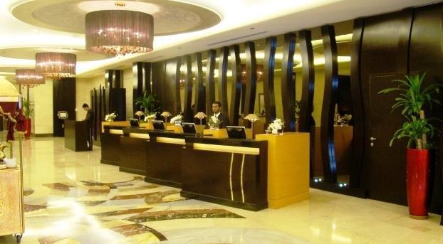Al Safwah Towers Hotel - Dar Al Ghufran - dream vacation