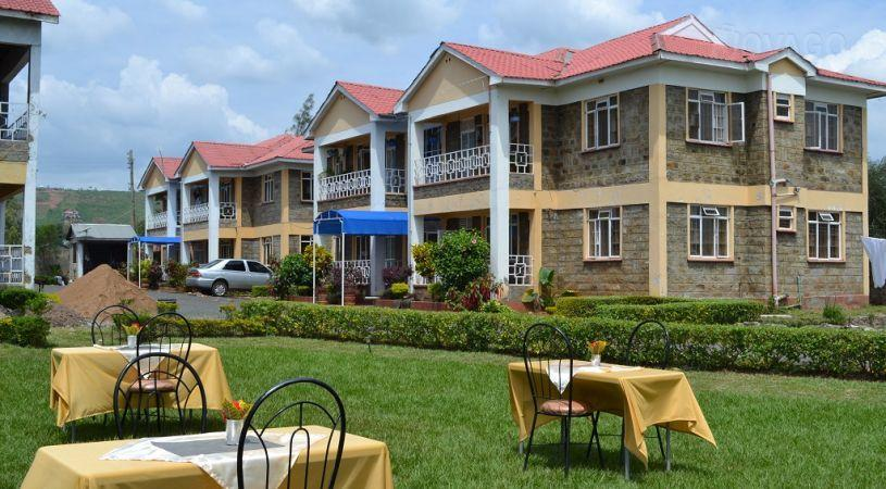 Thesha Place Hotel and Apartments - dream vacation
