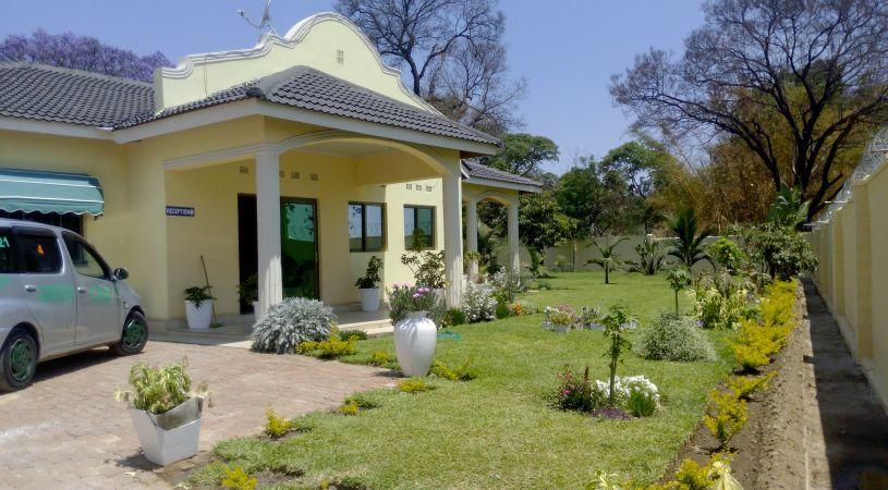 Blue Water Lodge Harare - dream vacation
