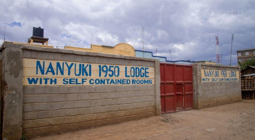 Nanyuki 1950 Lodge - dream vacation