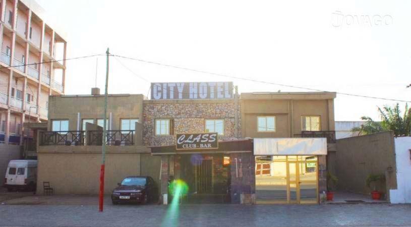 City Hotel Lome - dream vacation