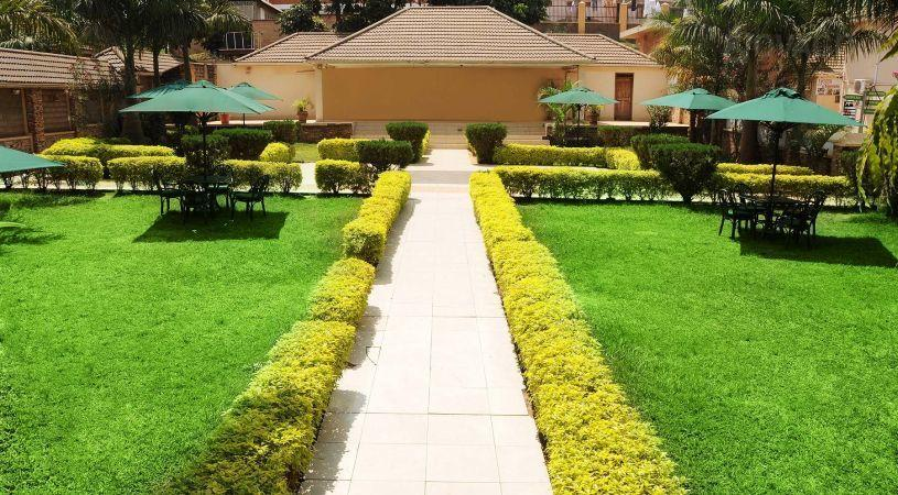 Emerald Hotel Kampala - dream vacation