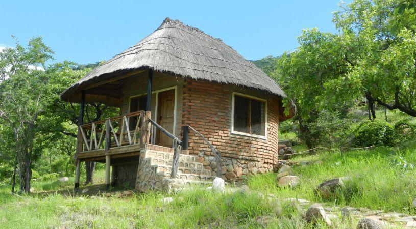 Ruaha Hilltop Lodge - dream vacation