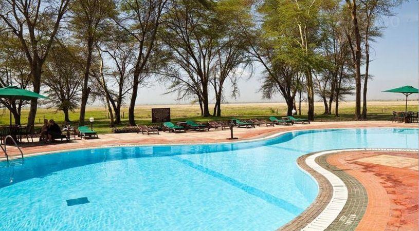 Ol Tukai Lodge Amboseli - dream vacation
