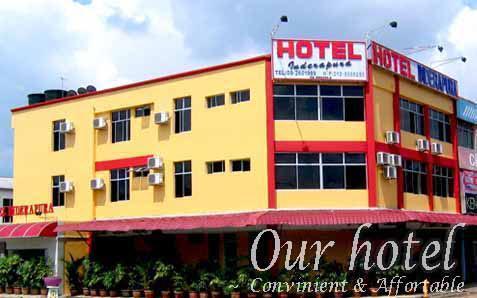 Hotel Inderapura - dream vacation