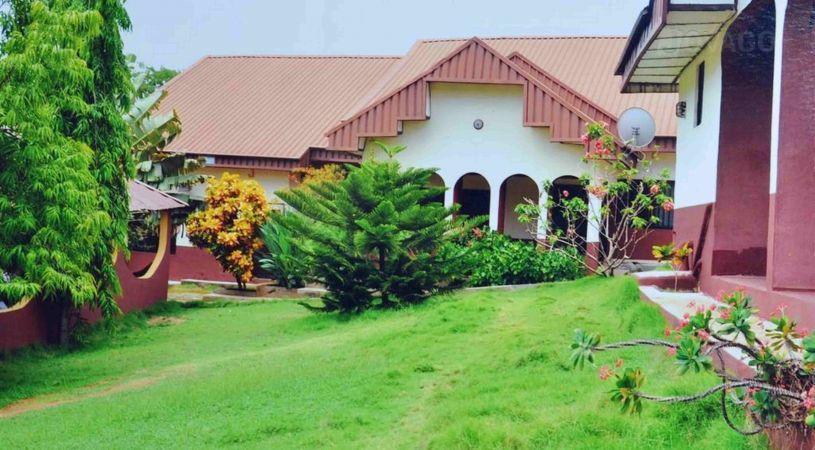 Ever green Hotel Obudu - dream vacation