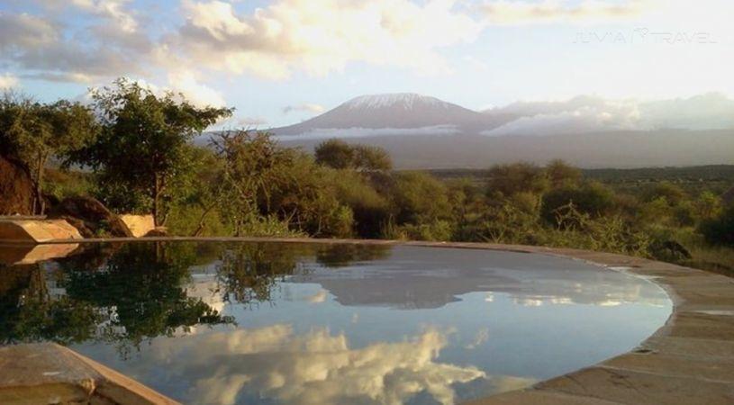 Satao Elerai Camp - dream vacation