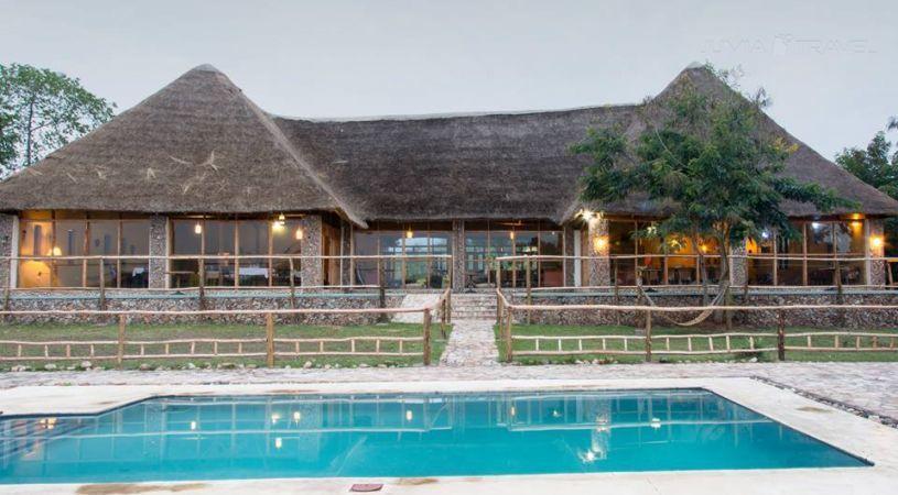 Ihamba Lakeside Safari Lodge - dream vacation