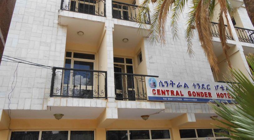 Central Gondar Hotel - dream vacation