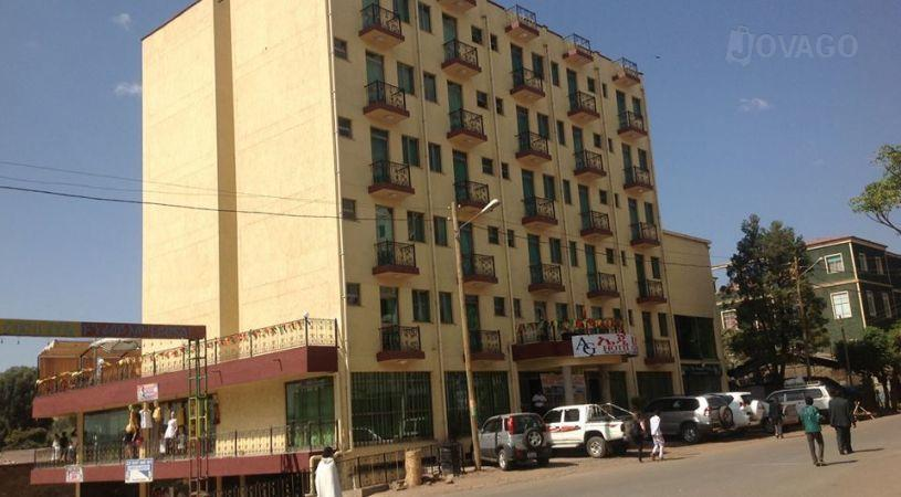 AG Hotel Gondar - dream vacation
