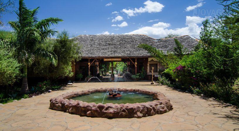 Sentrim Amboseli - dream vacation