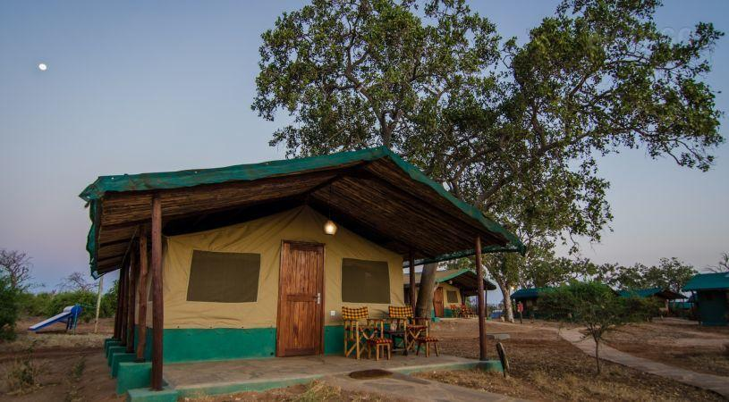Sentrim Tsavo Camp - dream vacation