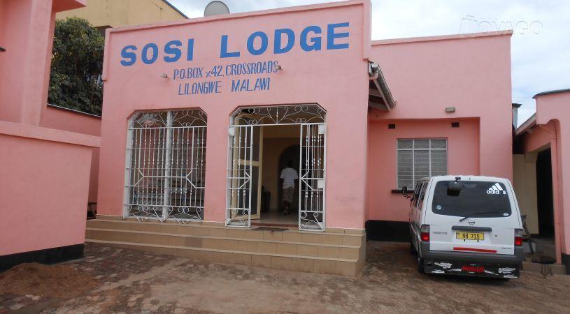 Sosi Lodge - dream vacation