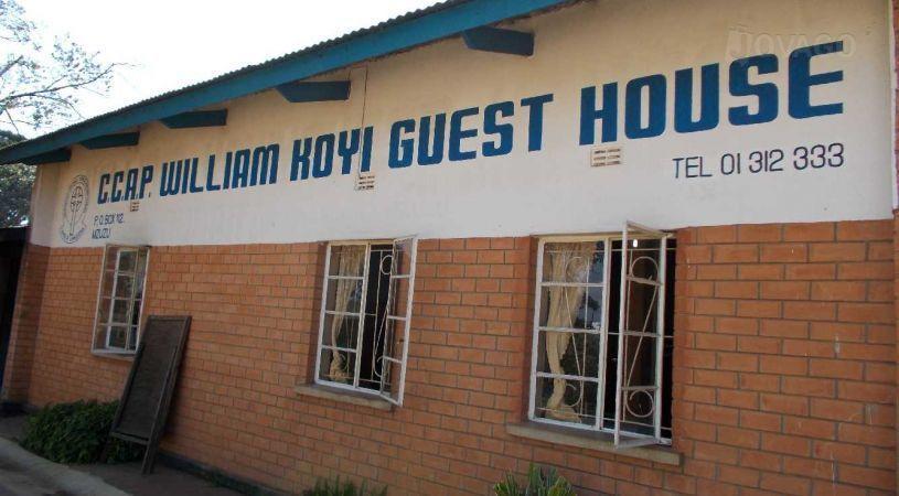 CCAP Williams Koyi Guest House - dream vacation
