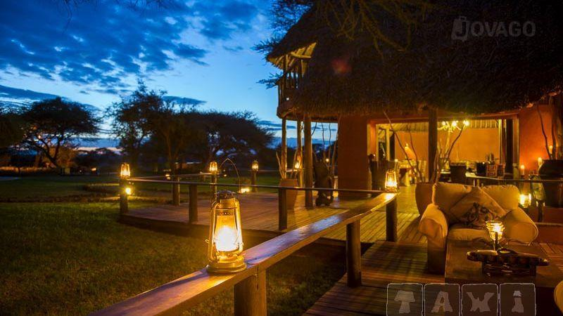 Tawi Lodge - dream vacation