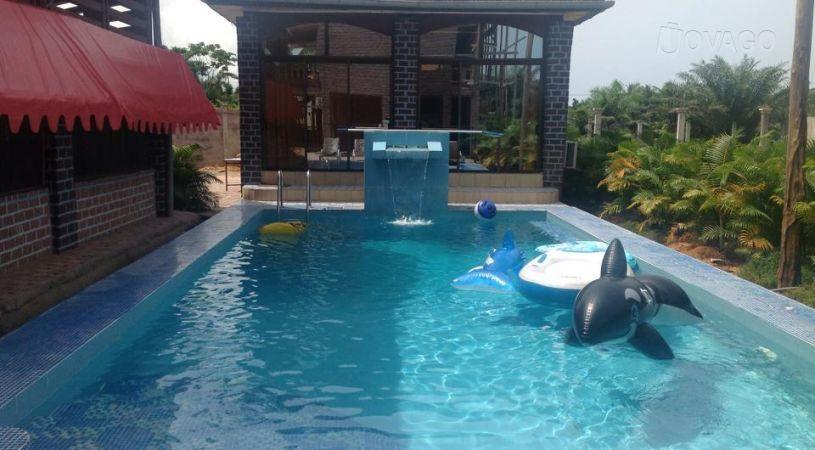 Marinette Hotel Kribi - dream vacation
