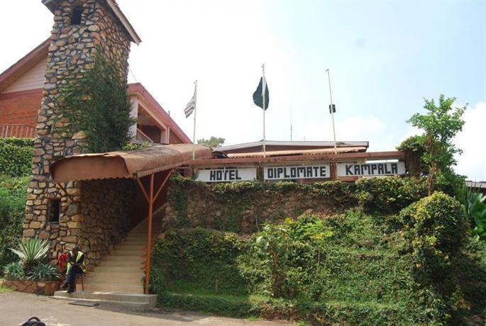 Hotel Diplomate Kampala - dream vacation