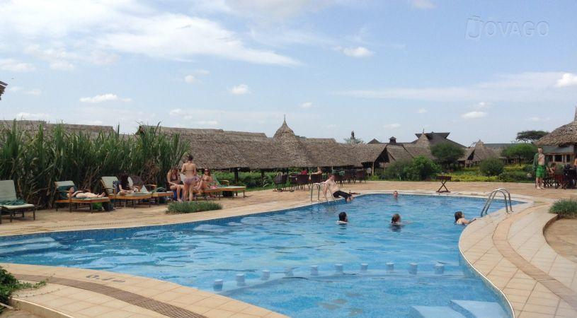 AA Lodge Amboseli - dream vacation